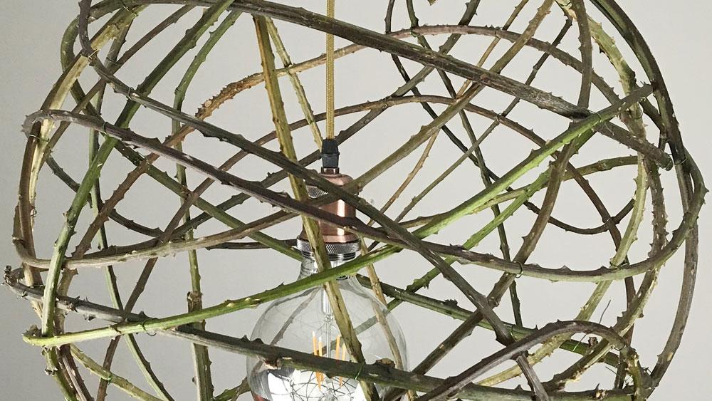 Zarza globe lightshade